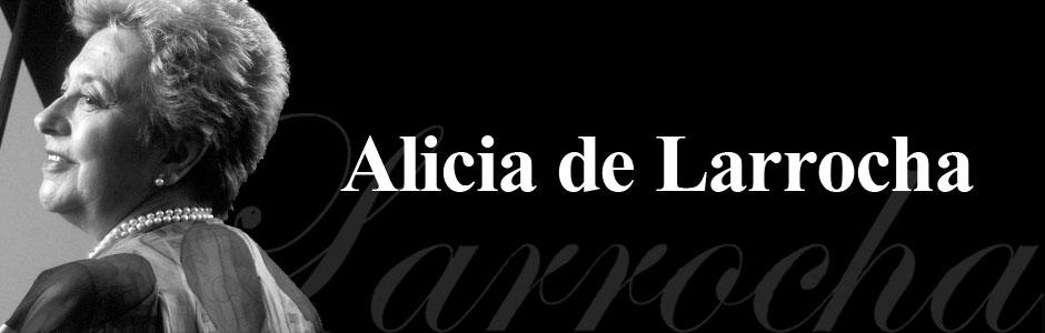 アリシア・デ・ラローチャ