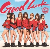 AOA「Good Luck 」通常盤