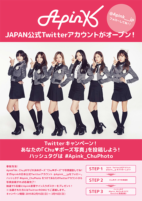 Apink _twitter