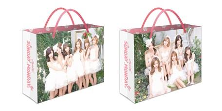 【SAMPLE】ショッピングバッグ