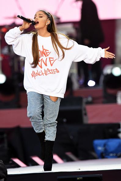 Ariana _Manchester②