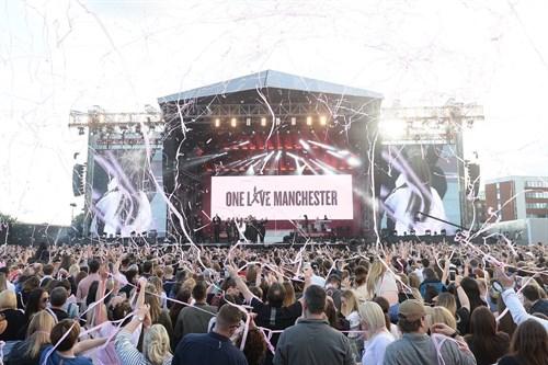 Ariana _Manchester③