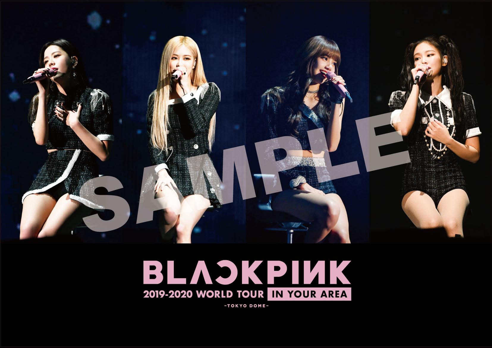 Dvd blackpink ライブ