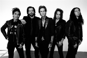 Buckcherry Photo By Strati Hovartos
