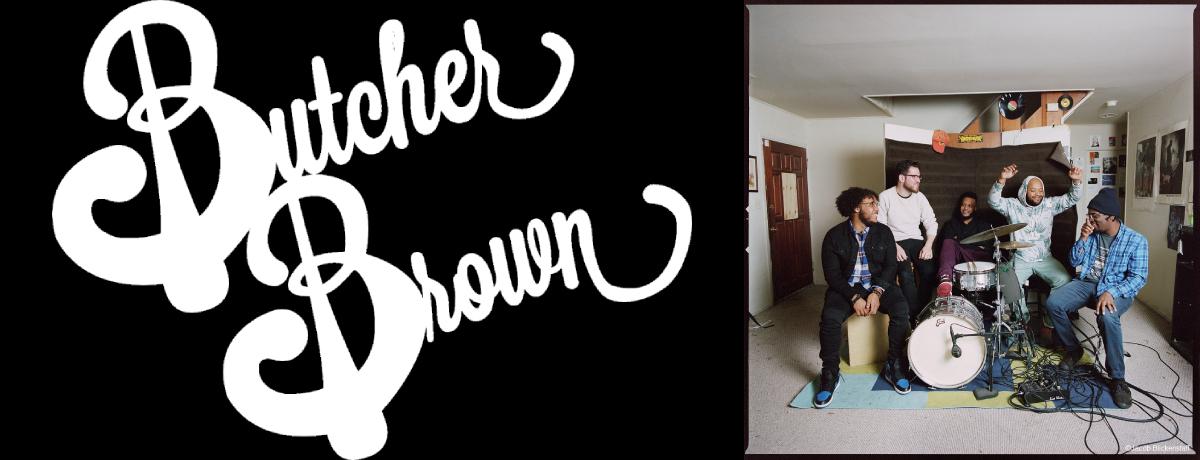 ブッチャー・ブラウン