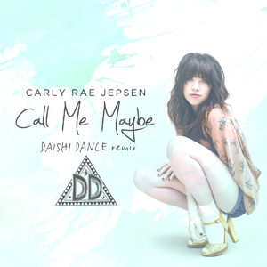 Cover _Call Me Maybe _DDrmx1