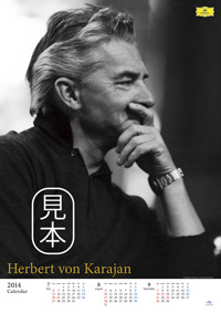 Karajan Calendar01