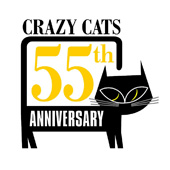 Crazycats _55th _logo