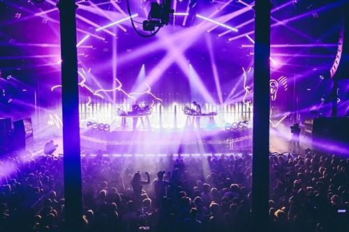 Disclosure MAIN ©Apple Music Festival 2015