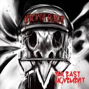 Far East Movement _KTown Riot _cover