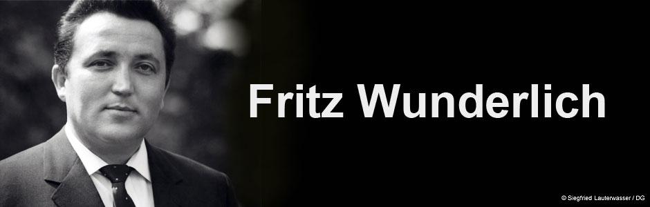 フリッツ・ヴンダーリヒ