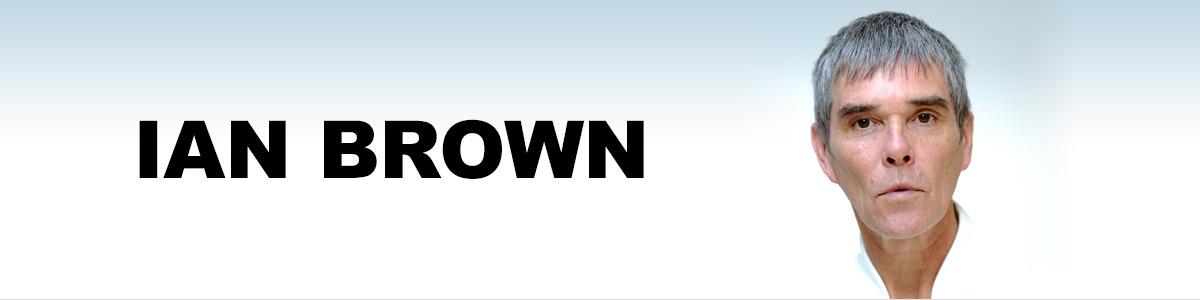 イアン・ブラウン
