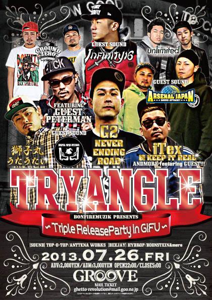 TRYANGLE2013