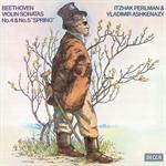 ベートーヴェン:ヴァイオリン・ソナタ第4番・第5番《春》