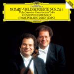 モーツァルト:ヴァイオリン協奏曲第2番&第4番