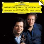 モーツァルト:ヴァイオリン協奏曲第3番&第5番《トルコ風》