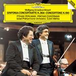 モーツァルト:協奏交響曲・コンチェルトーネ