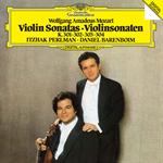 モーツァルト:ヴァイオリン・ソナタ第25番-第28番