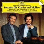 モーツァルト:ヴァイオリン・ソナタ第34番-第36番