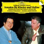 モーツァルト:ヴァイオリン・ソナタ第40番・第41番