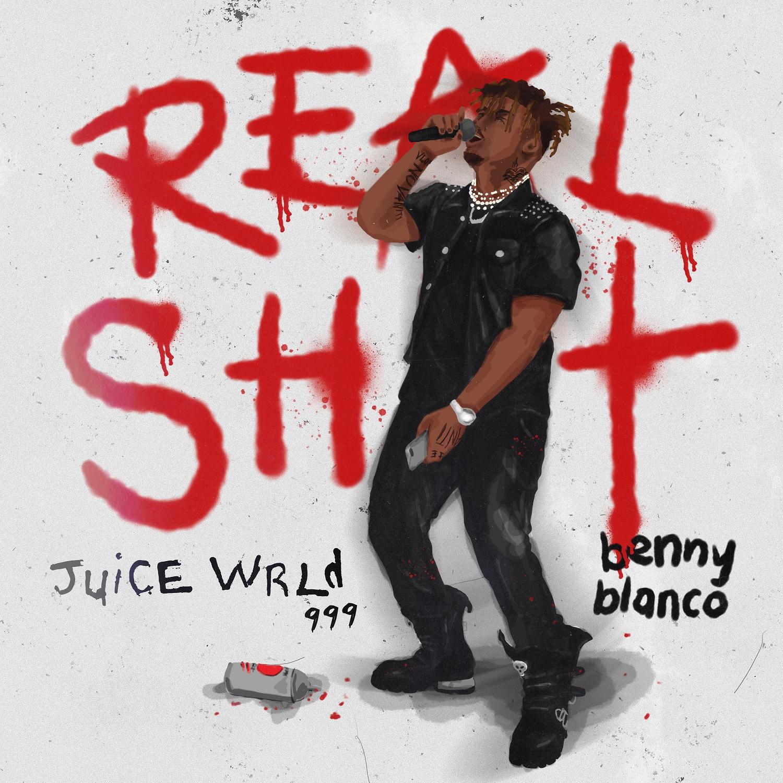 22歳になるはずだった誕生日にベニー・ブランコを迎えた新たな未発表曲「Real Shit」をリリース - ジュース・ワールド