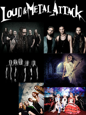 Loud & Metal Attack2014
