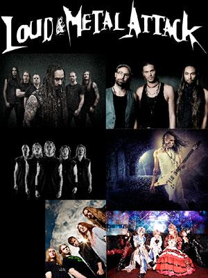 Loud & Metal Attack2014