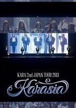 2nd -JAPAN-TOUR-KARASIA_DVD