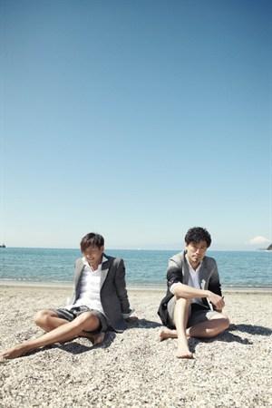 【キマグレン】[アー写・メイン]「LAST SUMMER DAYS ~きまぐれBEST~」-サイズ小