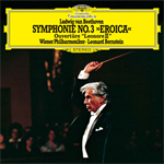 ベートーヴェン:交響曲第3番《英雄》、《レオノーレ》序曲第3番