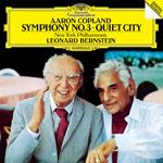 コープランド:交響曲第3番、静かな都会