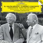 コープランド:エル・サロン・メヒコ、クラリネット協奏曲、他