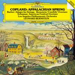 コープランド:アパラチアの春/バーンスタイン:《キャンディード》序曲、他