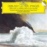 ドビュッシー:管弦楽のための《映像》、牧神の午後への前奏曲、交響詩《海》