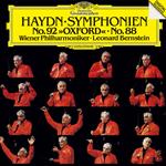 ハイドン:交響曲第88番《V字》・第92番《オックスフォード》