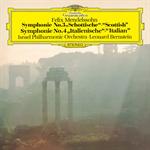 メンデルスゾーン:交響曲第3番《スコットランド》・第4番《イタリア》