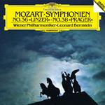 モーツァルト:交響曲第36番《リンツ》・第38番《プラハ》[初回生産限定盤]