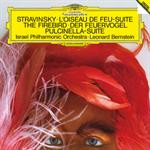 ストラヴィンスキー:バレエ《火の鳥》組曲、バレエ《プルチネルラ》組曲[初回生産限定盤]