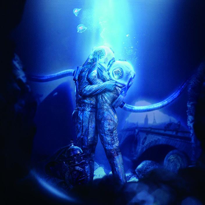 深海の街ジャケット写真