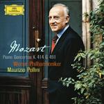 モーツァルト:ピアノ協奏曲第12番、第24番