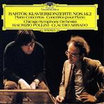 バルトーク:ピアノ協奏曲第1番、第2番