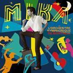 MIKAとモントリオール交響楽団