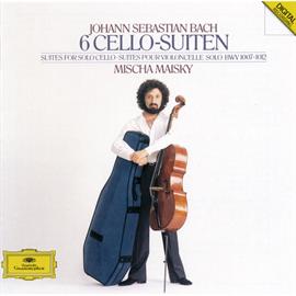 ミッシャ・マイスキー - J.S.バッハ:無伴奏チェロ組曲