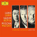 チャイコフスキー&ラフマニノフ:ピアノ三重奏曲