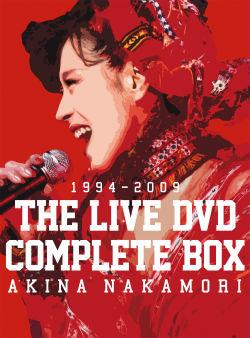 Nakamori _THE LIVE COMPLETE BOX