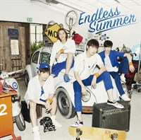 N.Flying 「Endless Summer 」ジャケット写真 2