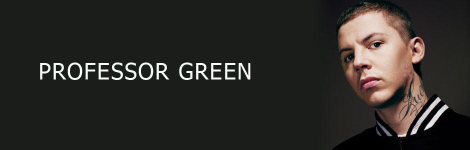 プロフェッサー・グリーン