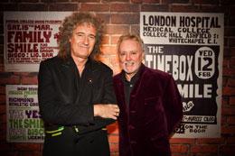 Brian May & Roger Taylor