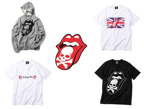 The Rolling Stones X Mastermind JAPAN