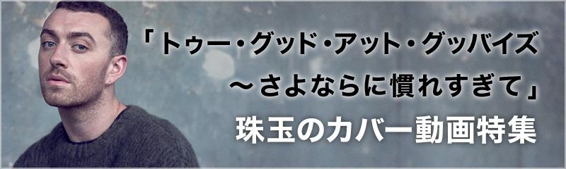 「トゥー・グッド・アット・グッバイズ〜さよならに慣れすぎて」珠玉のカバー動画特集